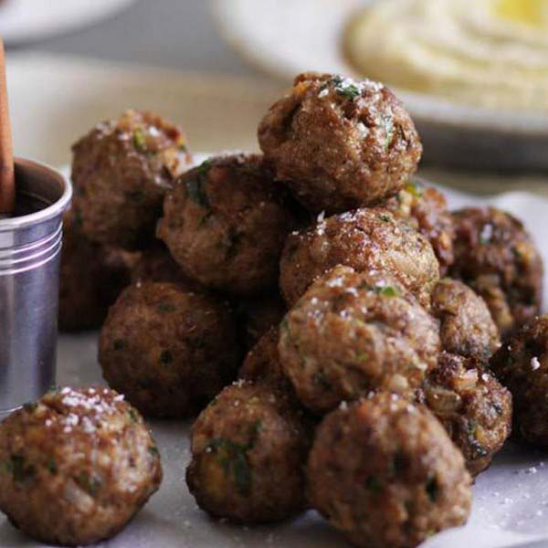 how to make halal meatballs